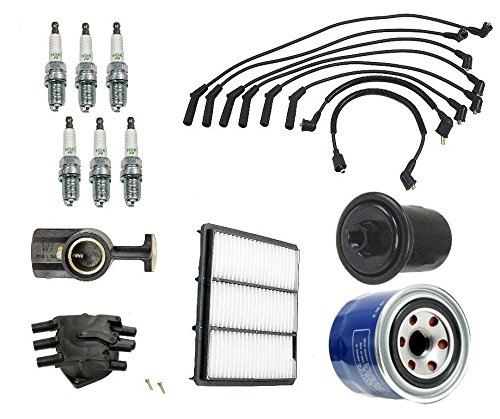 Tune up Kit fits Toyota 4Runner 1992-1995 V6 Filter Cap Rotor NGK Wires /& Plugs
